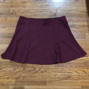 Old Navy skater skirt XL